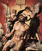 Man of Sorrows, c.1532, heemskerck