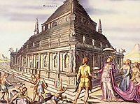 Mausoleum of Halicarnassus, heemskerck