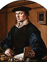 Portrait of a Man, heemskerck
