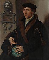 Portrait of Reinerus Frisius Gemma, c.1543, heemskerck