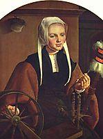 Portrait of a Woman, 1529, heemskerck