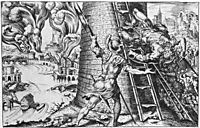 Sack of Rome , 1527, heemskerck