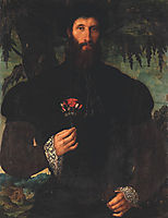 Self-portrait, heemskerck