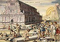 Temple of Artemis, 1572, heemskerck