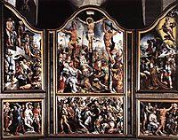 Triptych, heemskerck
