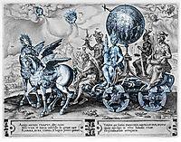 Triumph of the World, 1564, heemskerck