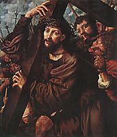 Christ Carrying The Cross, 1553, hemessen