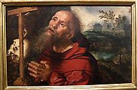San Girolamo in Preghiera, hemessen