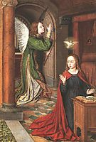 The Annunciation, 1500, hey