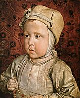 The Dauphin Charles Orlant, 1494, hey