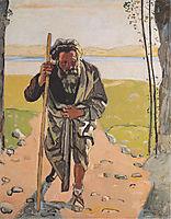 Ahasver, 1910, hodler