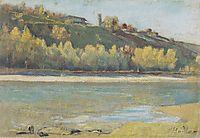 At the Jonction, c.1880, hodler