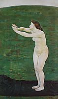 Communication with the Infinite, 1892, hodler