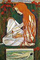 The Dream, 1897, hodler