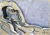 The Dying Valentine Gode-Darel, hodler
