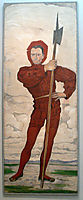 The Halberdier, 1895, hodler