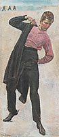 Jenenser Student, 1908, hodler