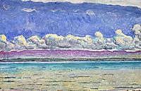 The Lake, 1911, hodler