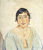Portrait of a Woman, 1887, hodler