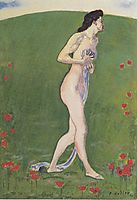 Sensation, 1901, hodler