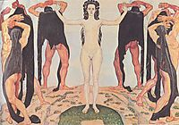 The truth, 1903, hodler