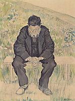 Unemployed, 1891, hodler