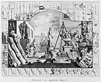 Analisis of Beauty, hogarth
