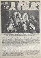 The Bench, 1758, hogarth