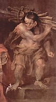 Caliban from , hogarth