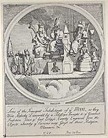Royalty, Episcopacy and Law, hogarth