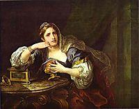 Sigismonda , 1759, hogarth