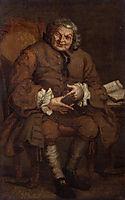 Simon Fraser, 11th Baron Lovat, hogarth