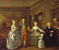 The Western Family , hogarth
