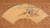 Tea Harvest, hokusai