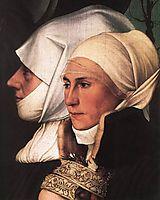 Darmstadt Madonna, detail 4, 1526-1528, holbein