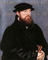 De Vos van Steenwijk, 1541, holbein