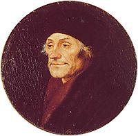 Desiderius Erasmus, holbein