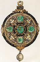 Design for a Pendant, c.1535, holbein