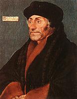 Erasmus of Rotterdam , holbein