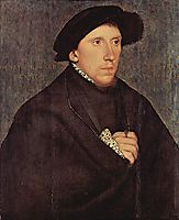 Henry Howard, Earl of Surrey, c.1542, holbein