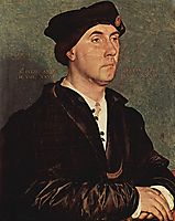 Portrait of Sir Richard Southwell , 1536, holbein