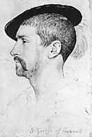 Simon George of Quocote, 1536, holbein
