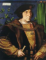 Sir Henry Guildford, 1527, holbein
