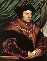 Sir Thomas More, 1527, holbein