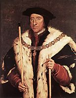Thomas Howard, Prince of Norfolk, 1539-1540, holbein