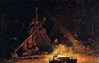 Camp Fire, homer