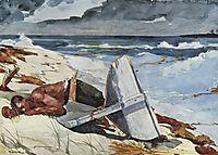 Nach dem Tornado, 1889, homer