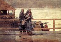 Perils of the Sea, homer