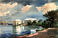 Salt Kettle, Bermuda, 1899, homer