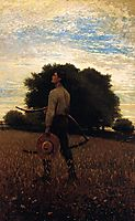 Song of the Lark (also known as In the Field), homer